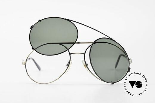 Bugatti 65282 Vintage Herren Brille 1980er, KEINE Retrosonnenbrille; ein Original von 1986, Passend für Herren