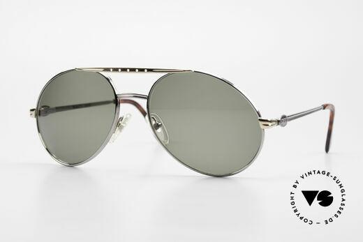 Bugatti 02926 80er Large Sonnenbrille Herren Details