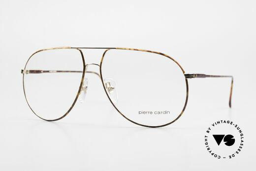Pierre Cardin 223 Retrobrille 80er Originalbrille Details