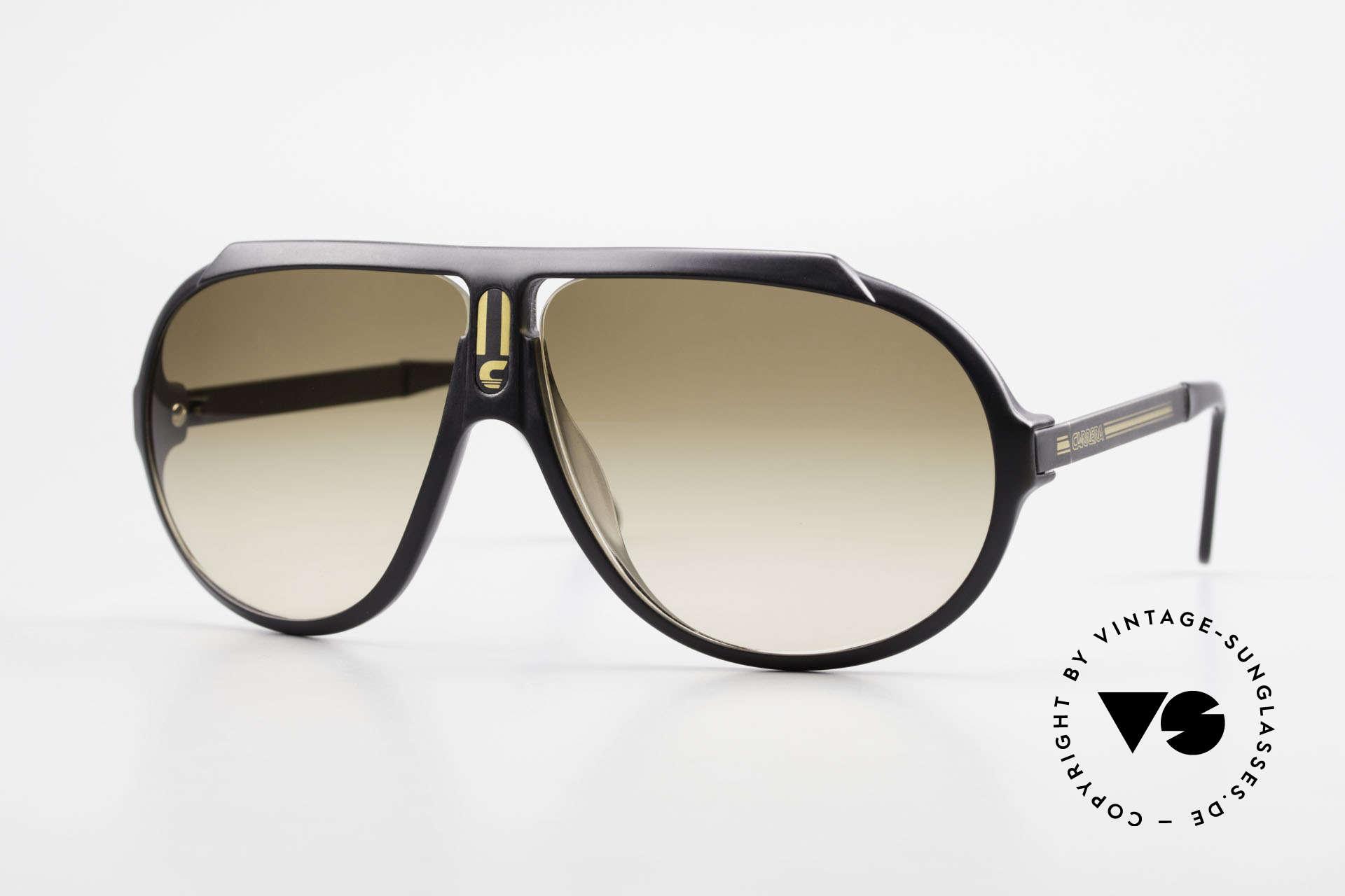 Carrera 5512 Meistgesuchte Carrera 5512, legendäre Carrera vintage Sonnenbrille in Top-Qualität, Passend für Herren