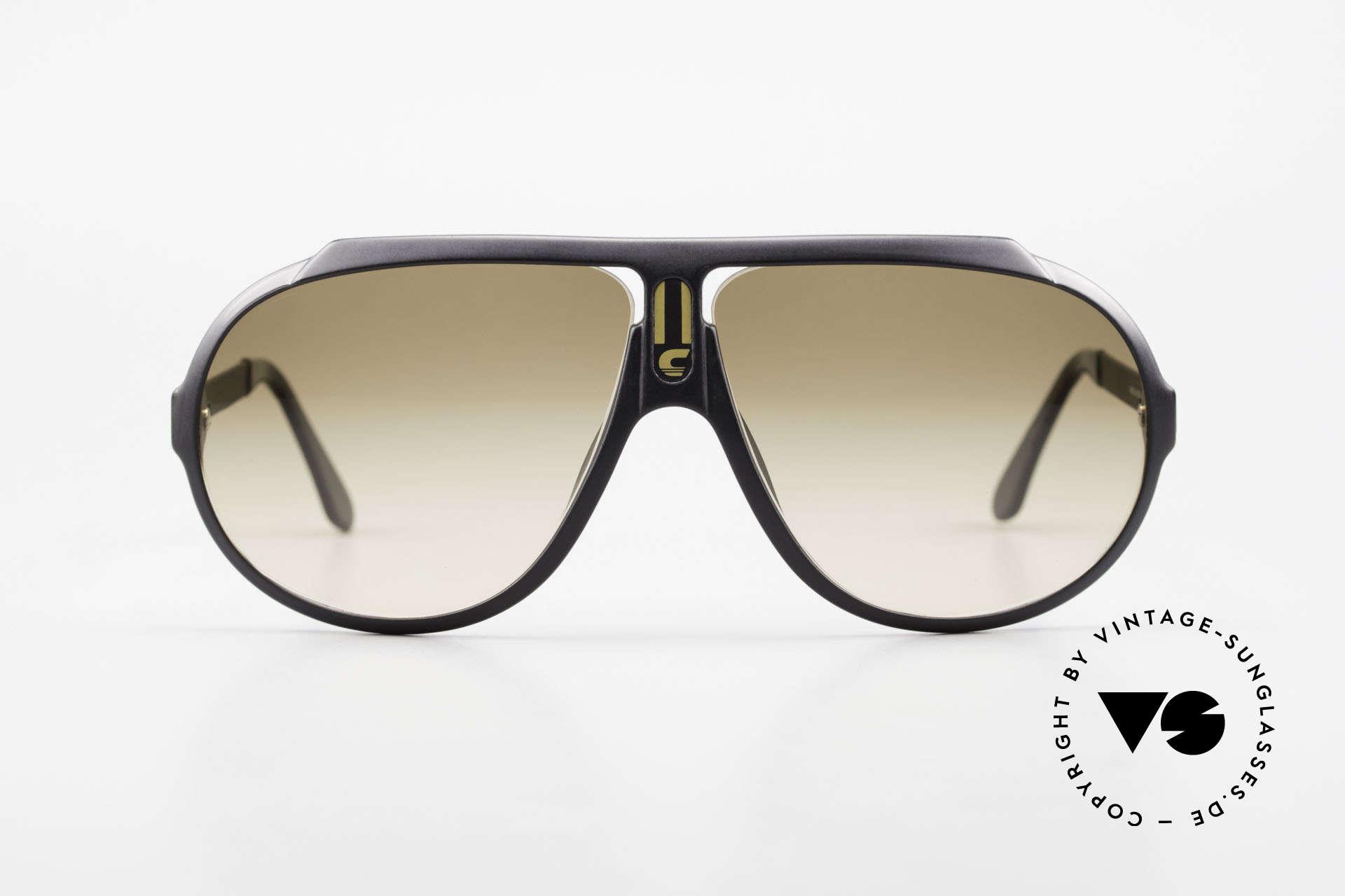 Carrera 5512 Meistgesuchte Carrera 5512, berühmte Filmsonnenbrille von 1984 (echter Klassiker), Passend für Herren