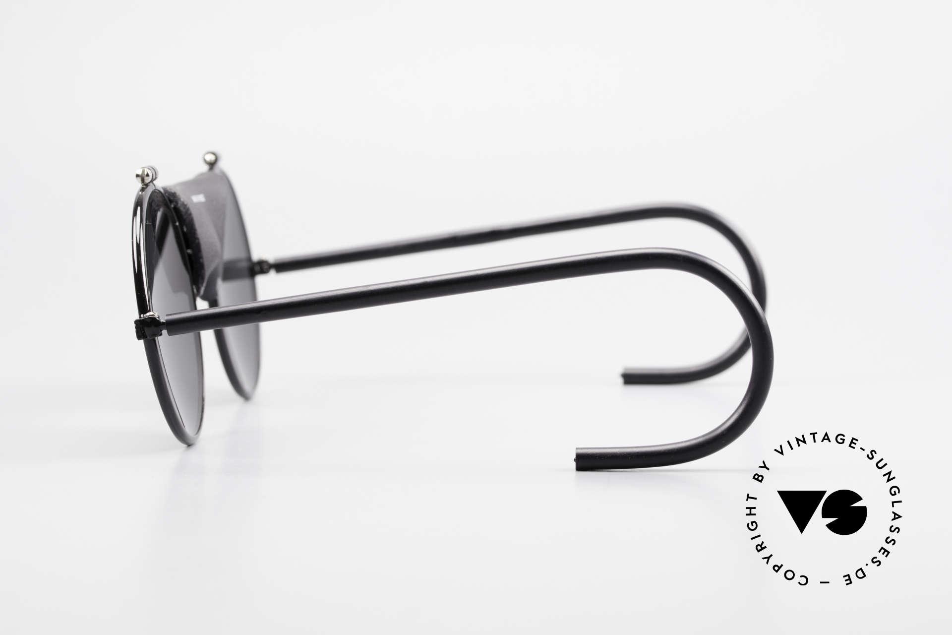 Julbo Vermont Runde Sport Sonnenbrille 90er, Größe: medium, Passend für Herren