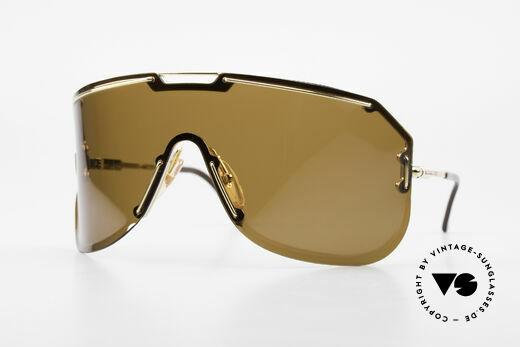 Boeing 5703 80er Luxus Sport Sonnenbrille Details