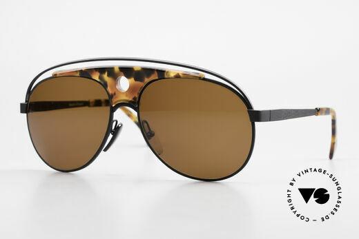 Alain Mikli 633 / 0013 Lenny Kravitz Sonnenbrille Details