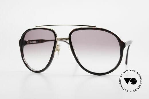 Dunhill 6105 Comfort Fit Luxus Sonnenbrille Details