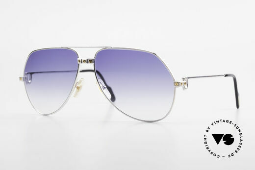 Cartier Vendome Santos - L Silberne Special Edition Details