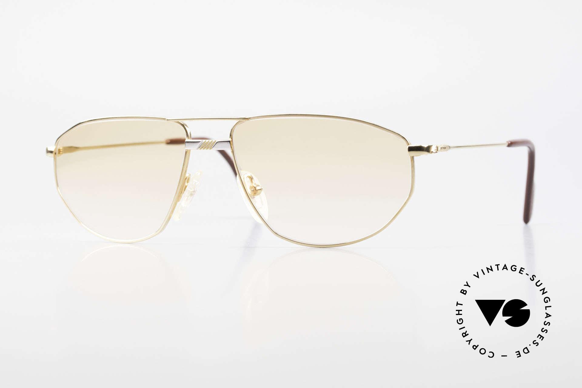 Alpina FM41 Stylische 80er Sonnenbrille, alte, sehr stylische 80er Sonnenbrille von Alpina, Passend für Herren und Damen