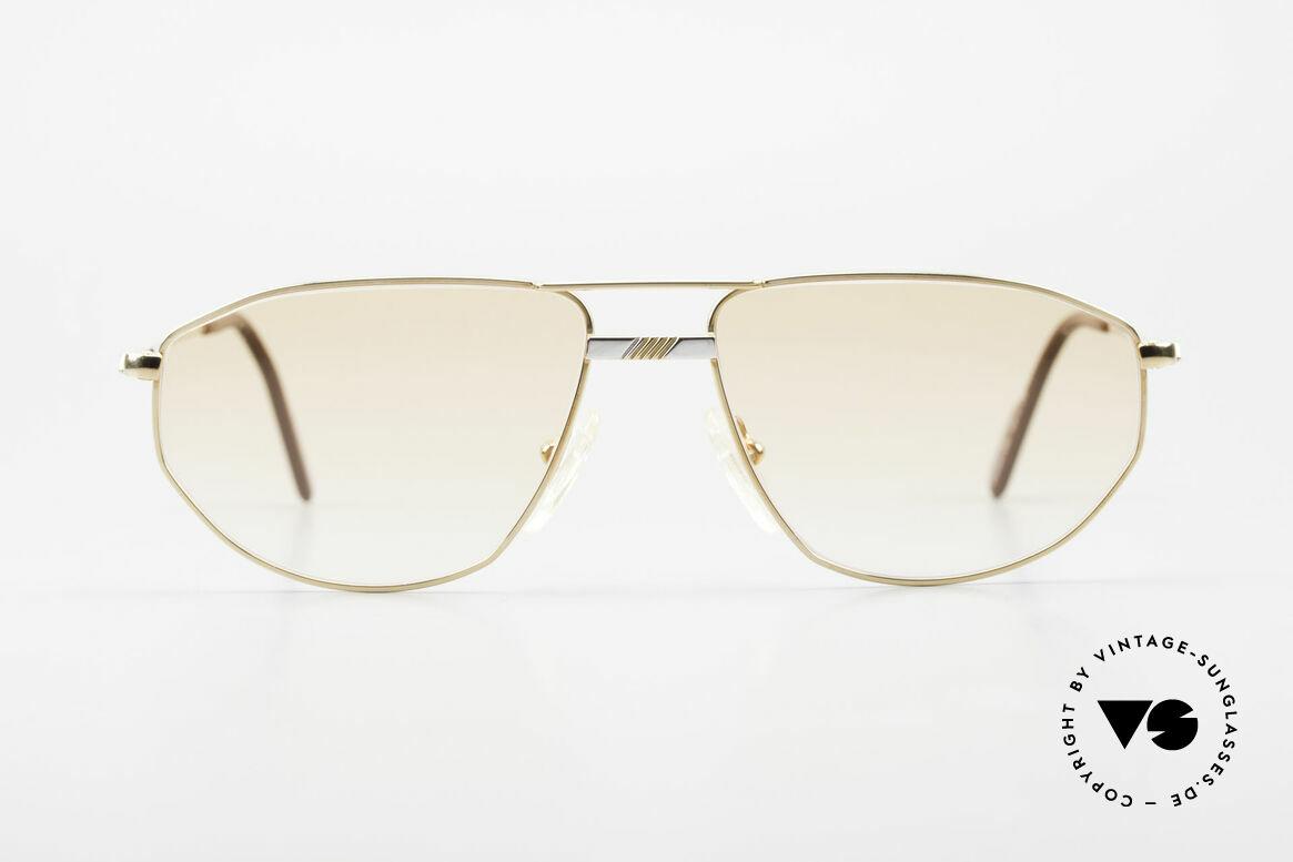 Alpina FM41 Stylische 80er Sonnenbrille, ein seltenes Mode-Accessoire (made in W.Germany), Passend für Herren und Damen