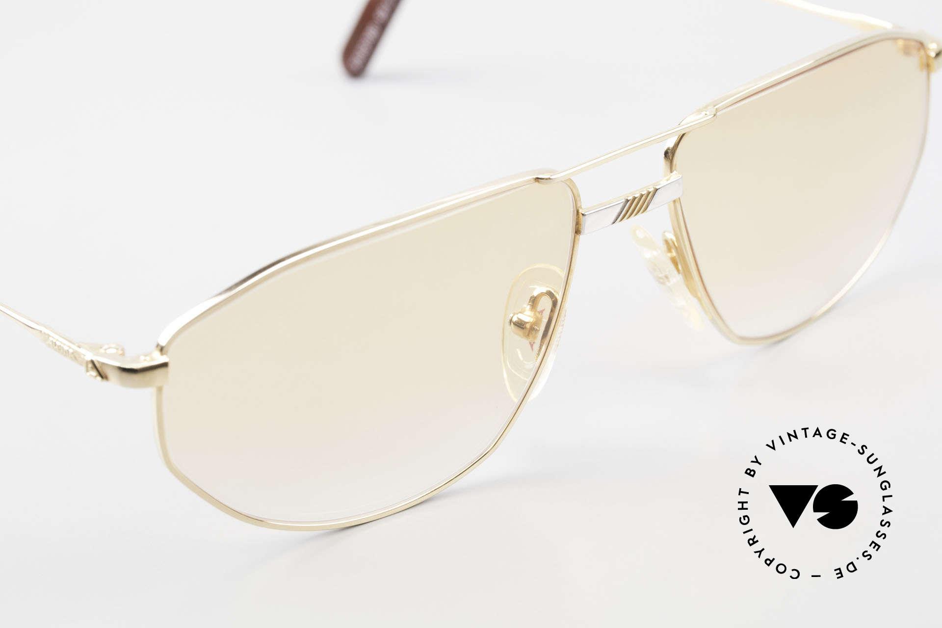 Alpina FM41 Stylische 80er Sonnenbrille, KEINE retro Brille; ein circa 30 J. altes ORIGINAL, Passend für Herren und Damen
