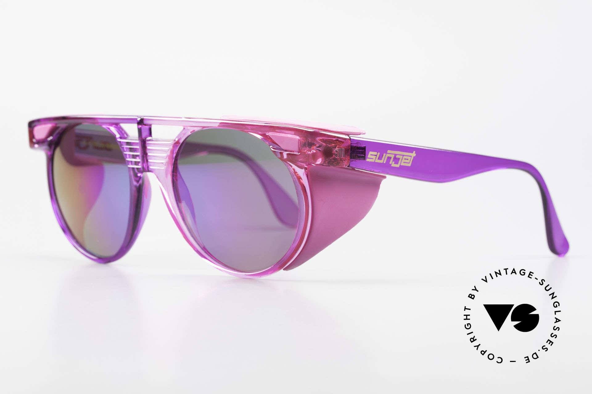Carrera 5251 Runde Sonnenbrille Steampunk, 'Steampunk Sonnenbrille' oder 'Industrial Design', Passend für Herren und Damen