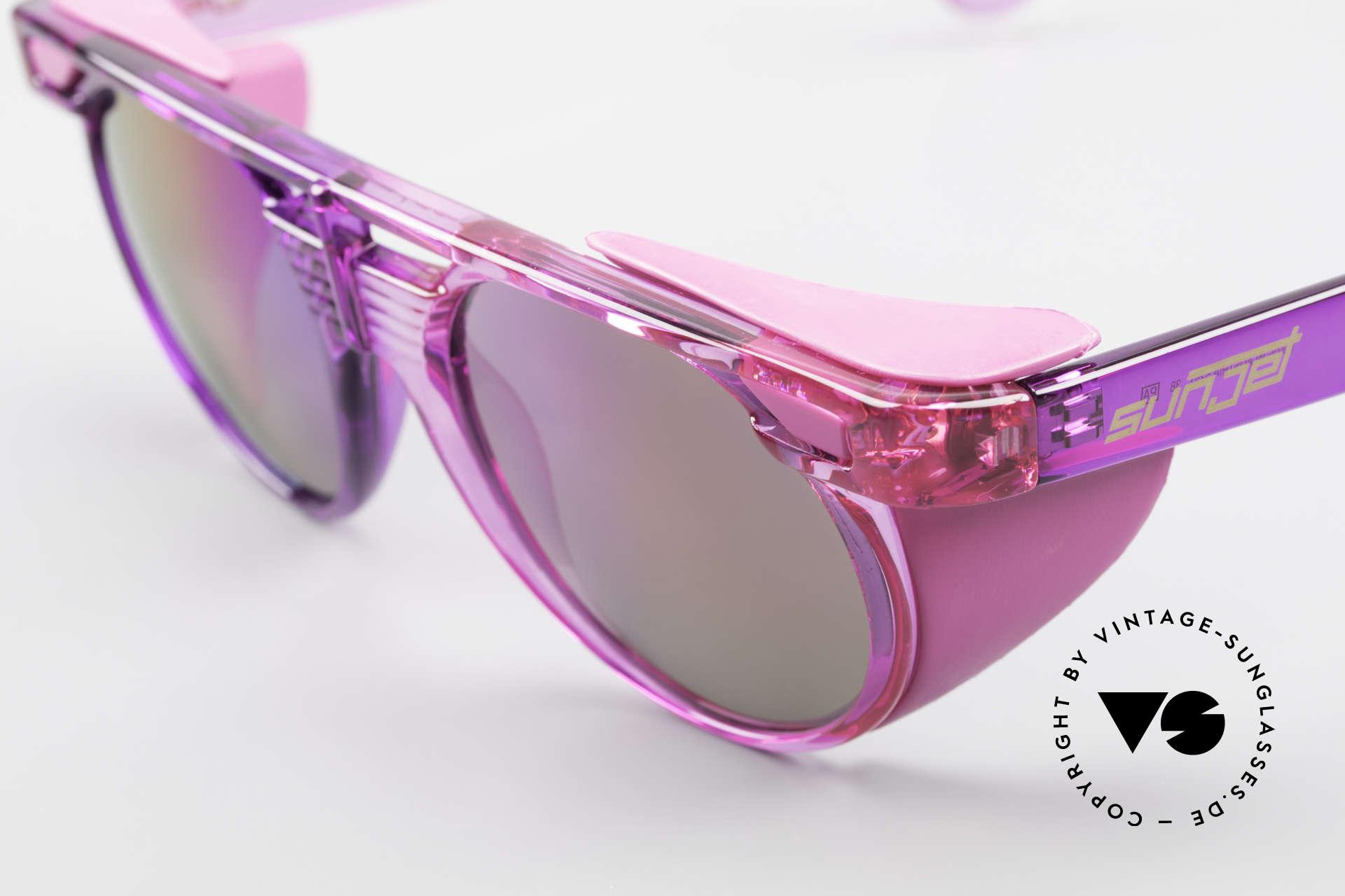 Carrera 5251 Runde Sonnenbrille Steampunk, ungetragen (wie all unsere 90er J. DesignKlassiker), Passend für Herren und Damen