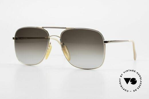 Zeiss 5881 80er Sonnenbrille Für Herren Details