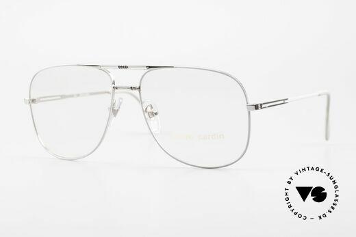 Pierre Cardin 224 80er Vintage Brille Retrobrille Details