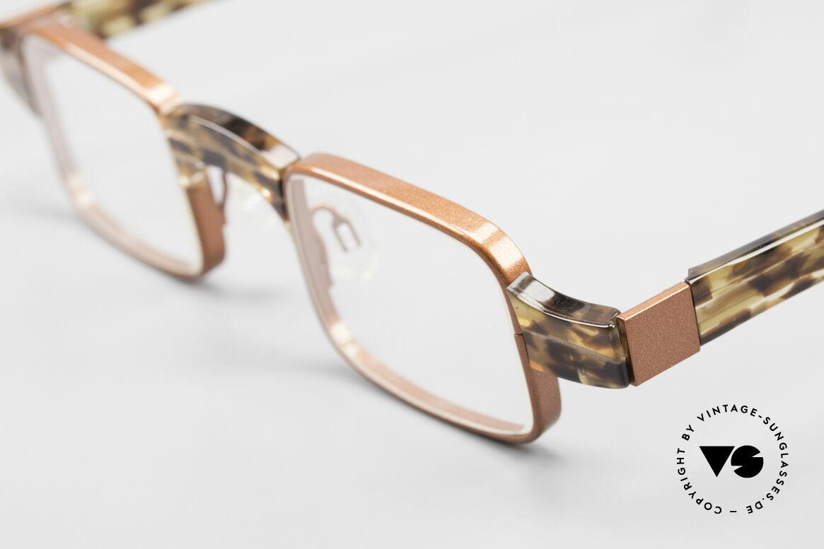 Theo Belgium Aphrodite Vintage Damen Designerbrille, 'Theo' bekannt als Gegenpol zum üblich 'Mainstream', Passend für Damen