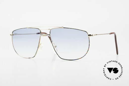 Alpina FM69 Rare Vintage Sonnenbrille 90er Details