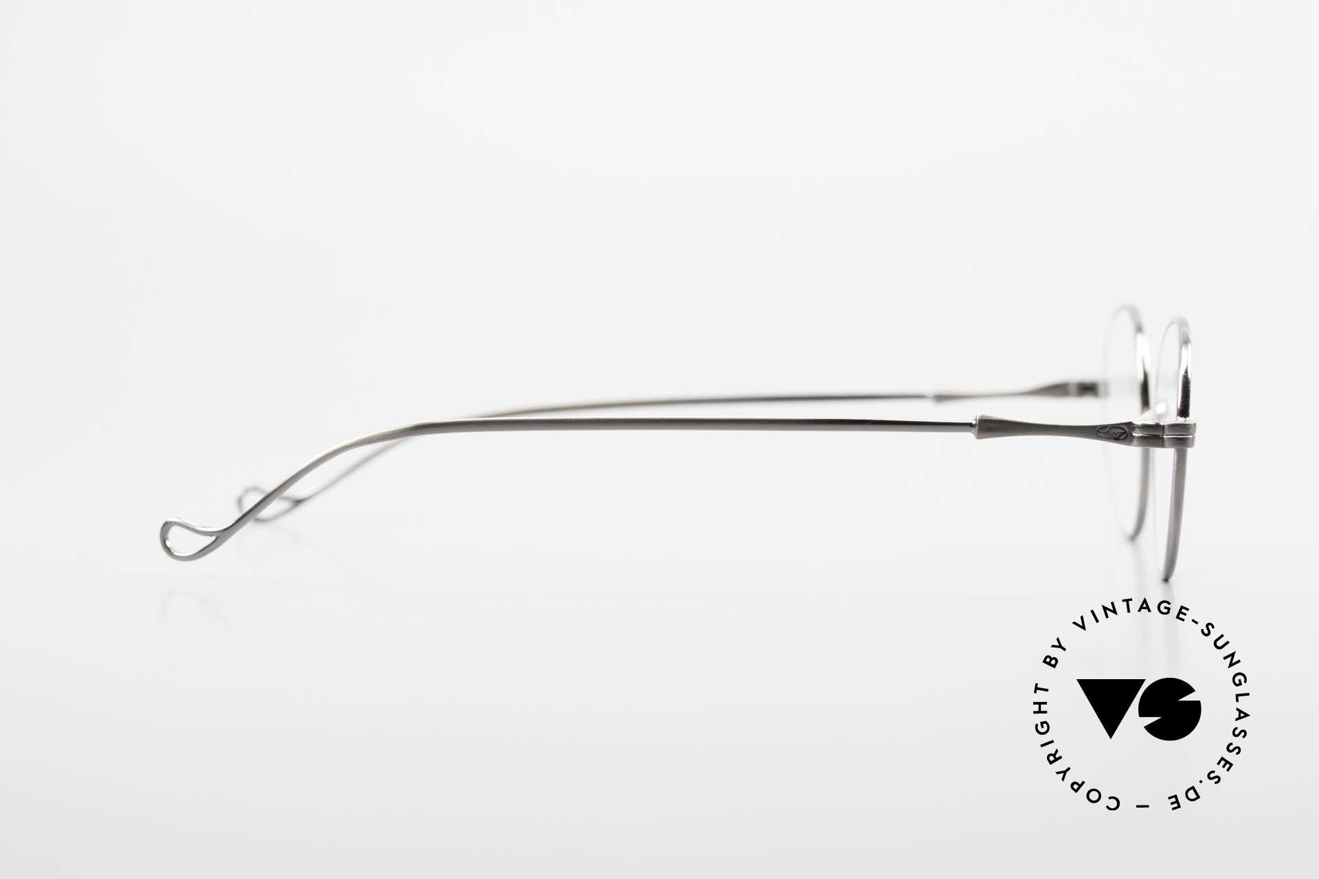 Lunor II 21 Metallfassung Anatomisch, Größe: small, Passend für Herren und Damen