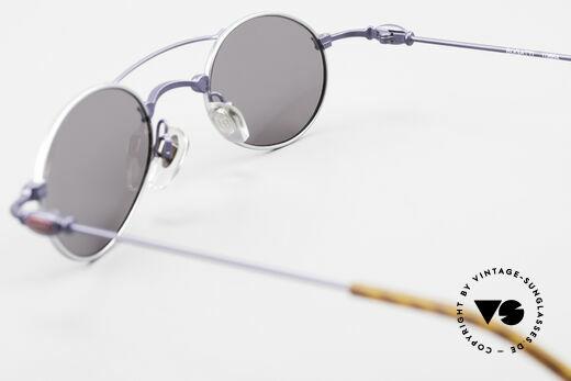 Bugatti 10864 Ovale Luxus Sonnenbrille Men, Sonnengläser können ggf. durch optische ersetzt werden, Passend für Herren