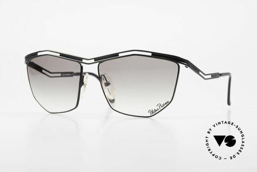 Paloma Picasso 1478 90er Sonnenbrille für Damen Details