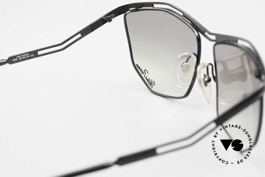 Paloma Picasso 1478 90er Sonnenbrille für Damen, KEINE Retrosonnenbrille; eine 30 Jahre alte Rarität, Passend für Damen