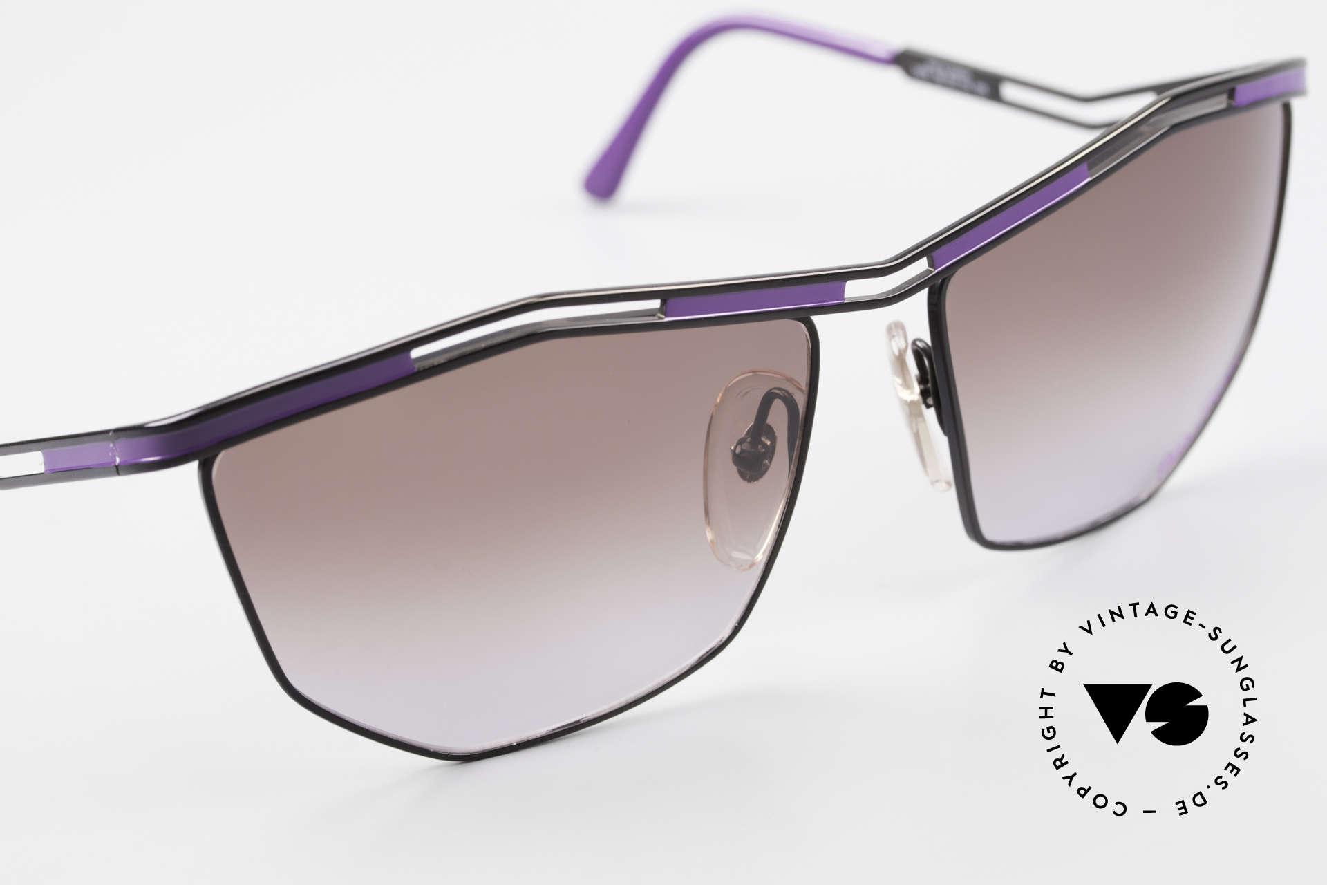 Paloma Picasso 1478 Rare 90er Damen Sonnenbrille, ungetragen (wie alle unsere vintage Sonnenbrillen), Passend für Damen