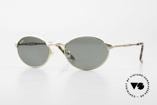 Ray Ban Highstreet Metal Oval Letzte USA Ray-Ban Brille B&L Details