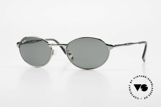 Ray Ban Highstreet Metal Oval Letzte Ray-Ban USA Brille B&L Details
