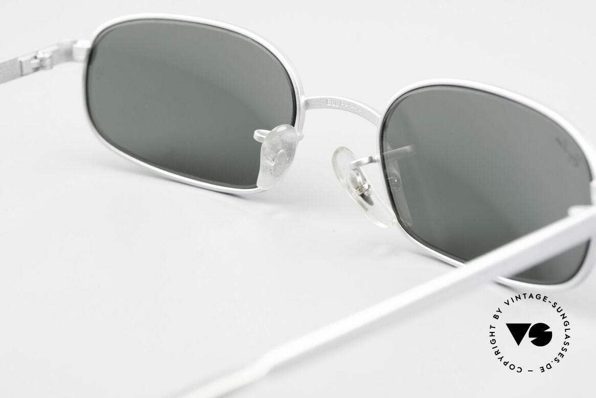 Ray Ban Sidestreet Sidewalk Rectangle Ray-Ban USA Brille, Größe: medium, Passend für Herren