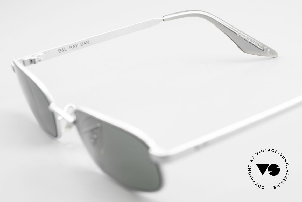 Ray Ban Sidestreet Sidewalk Rectangle Ray-Ban USA Brille, Größe: medium, Passend für Herren