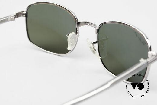 Ray Ban Sidestreet Crosswalk Square Polarisierende Brille, Größe: medium, Passend für Herren