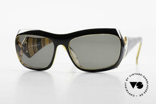 Paloma Picasso 3700 Designer Damen Sonnenbrille Details