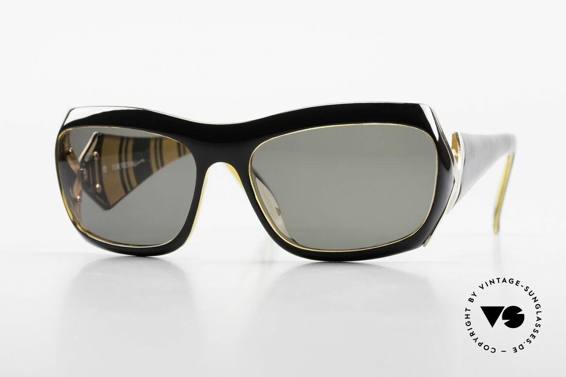 Paloma Picasso 3700 Designer Damen Sonnenbrille, 90er Paloma Picasso Damen Designer-Sonnenbrille, Passend für Damen