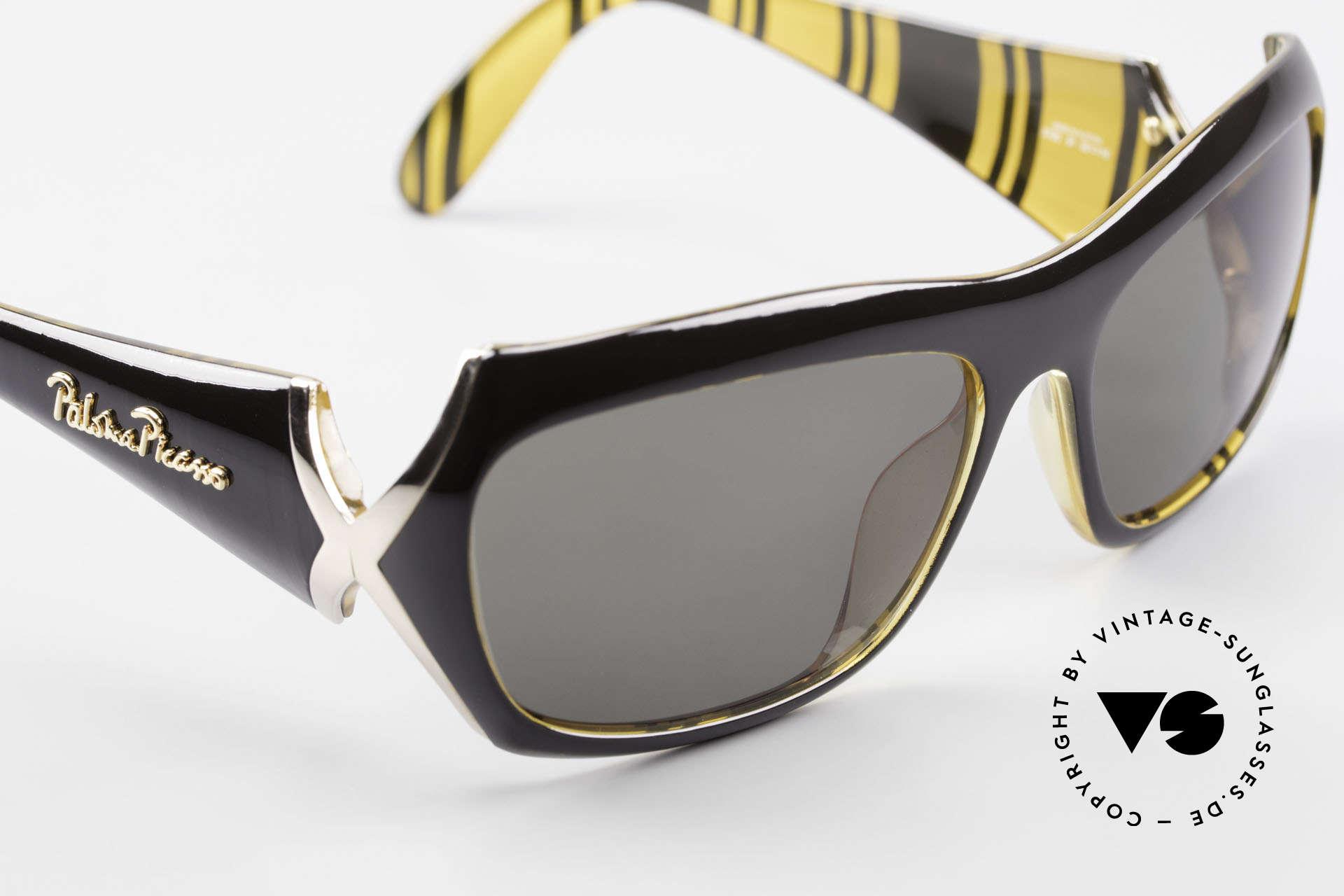 Paloma Picasso 3700 Designer Damen Sonnenbrille, ungetragen; wie alle unsere 90er vintage 'Schätze', Passend für Damen