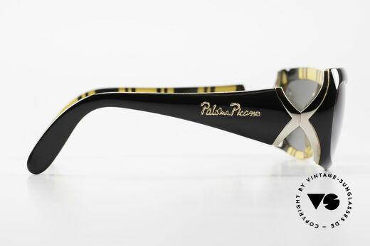 Paloma Picasso 3700 Designer Damen Sonnenbrille, Optyl-Rahmen = Synonym für langlebige Qualität, Passend für Damen