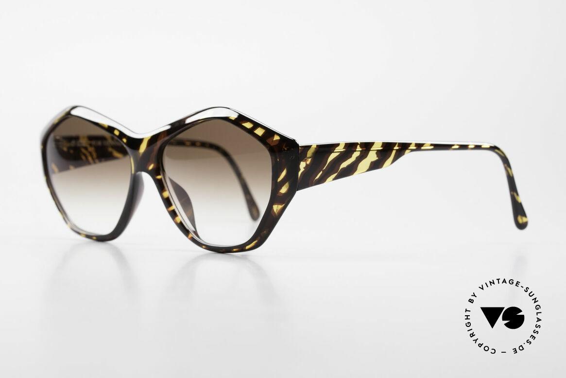 Paloma Picasso 1463 90er Optyl Sonnenbrille Damen, noch ein Meisterwerk vom Künstler-Haus Picasso!, Passend für Damen