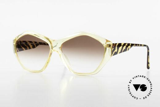 Paloma Picasso 1463 Optyl Sonnenbrille 90er Damen Details