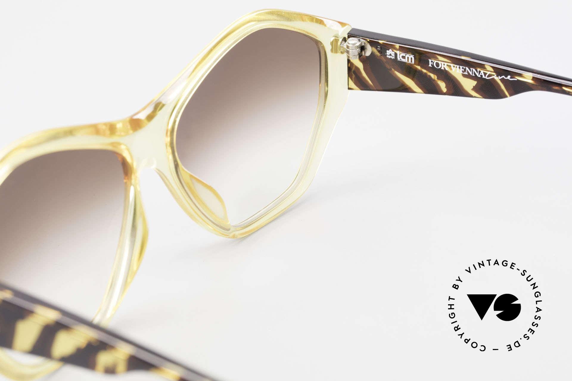 Paloma Picasso 1463 Optyl Sonnenbrille 90er Damen, Keine Reproduktion, sondern ein stolzes Original!, Passend für Damen