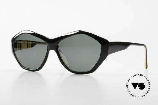 Paloma Picasso 1463 90er Damen Sonnenbrille Optyl Details