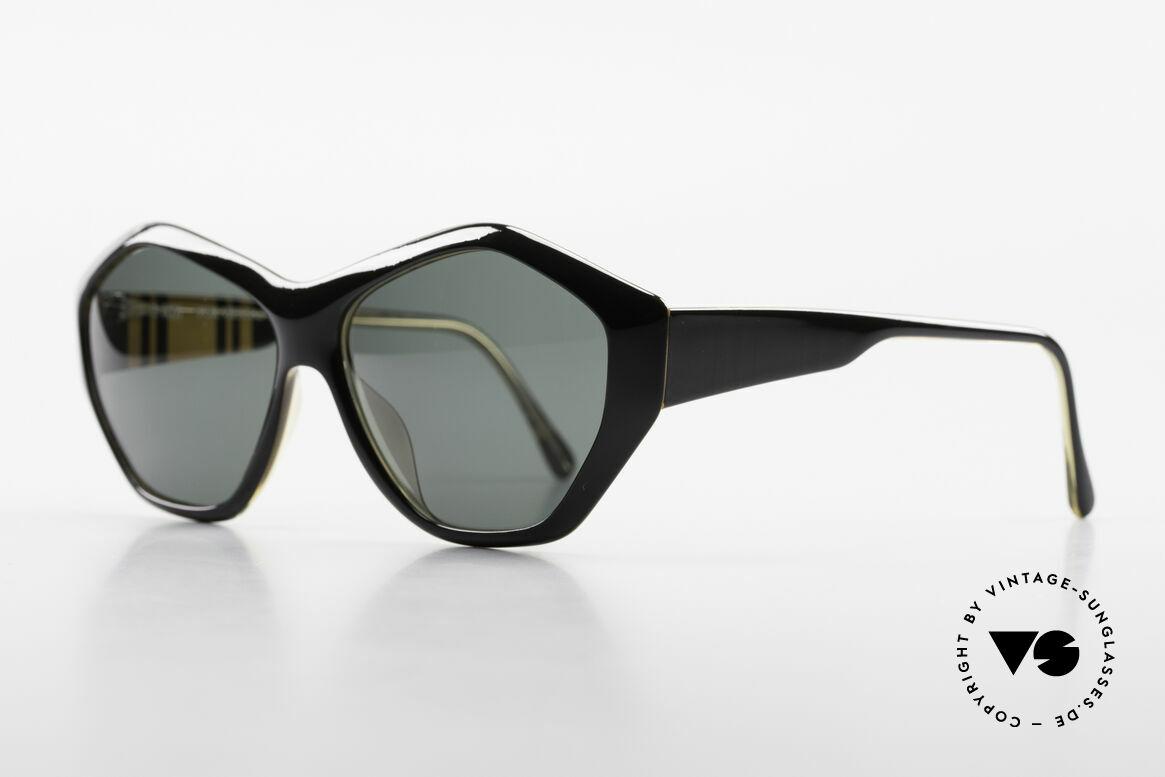 Paloma Picasso 1463 90er Damen Sonnenbrille Optyl, noch ein Meisterwerk vom Künstler-Haus Picasso!, Passend für Damen