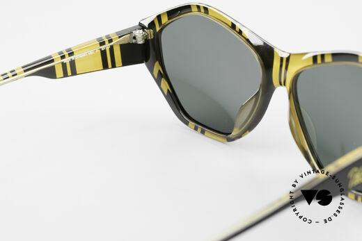 Paloma Picasso 1463 90er Damen Sonnenbrille Optyl, ungetragen; wie alle unsere 90er vintage 'Schätze', Passend für Damen
