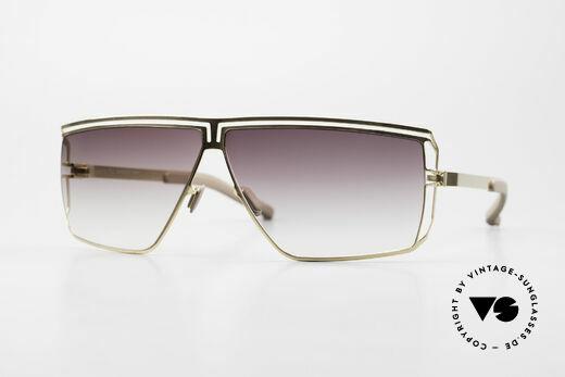 Mykita Anais Damen Sonnenbrille von 2007 Details