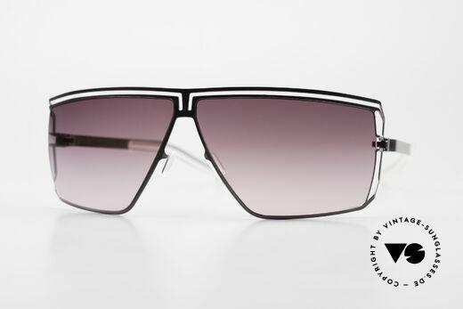 Mykita Anais Designer Sonnenbrille von 2007 Details