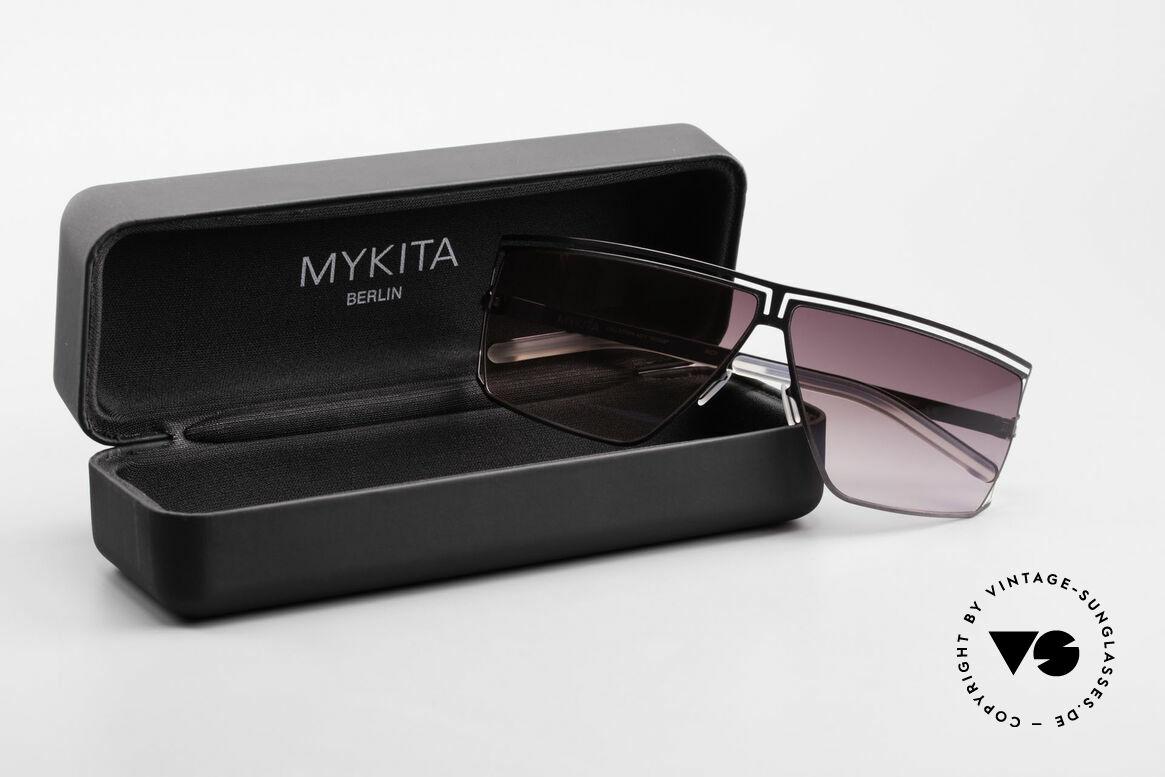 Mykita Anais Designer Sonnenbrille von 2007, Größe: medium, Passend für Damen