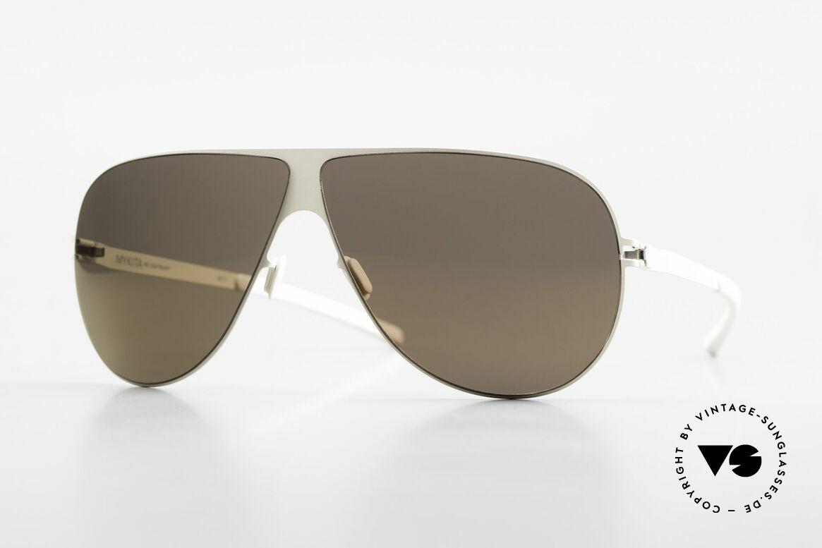 Mykita Elliot Tom Cruise Mykita Sonnenbrille, orig. vintage Tom Cruise Mykita Sonnenbrille von 2011, Passend für Herren