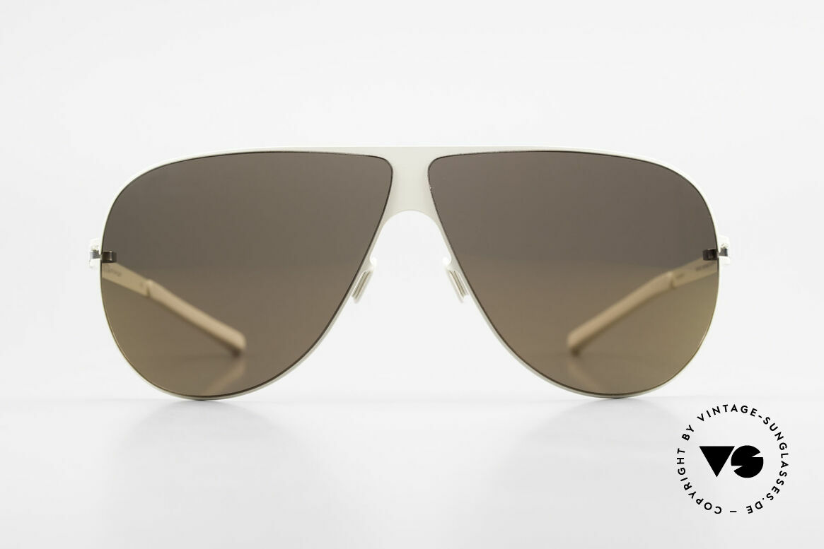 Mykita Elliot Tom Cruise Mykita Sonnenbrille, Mykita: die jüngste Marke in unserem vintage Sortiment, Passend für Herren