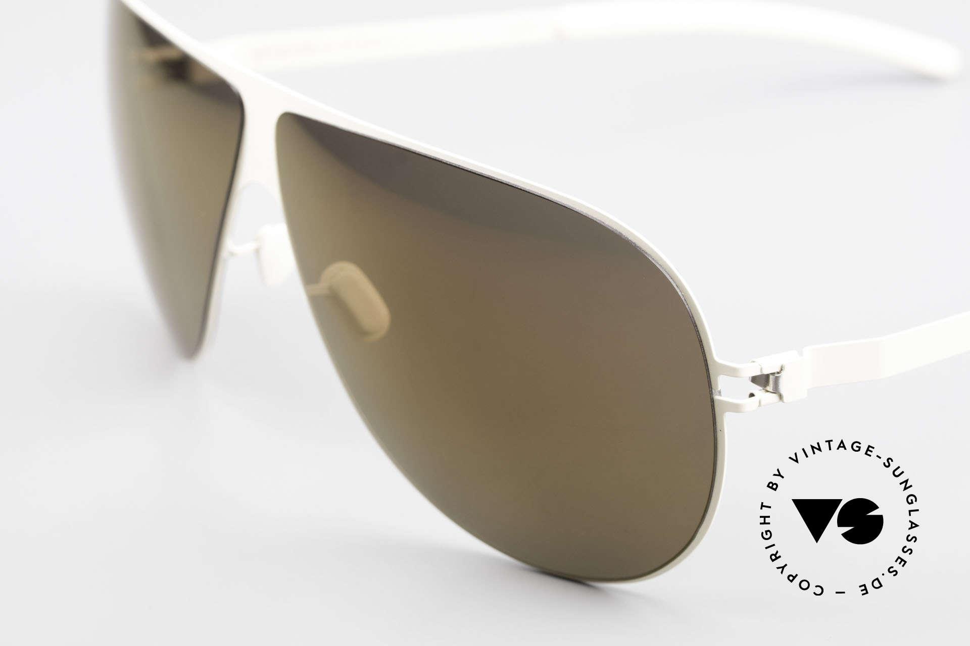 Mykita Elliot Tom Cruise Mykita Sonnenbrille, getragen von Tom Cruise (2011) und inzwischen selten, Passend für Herren