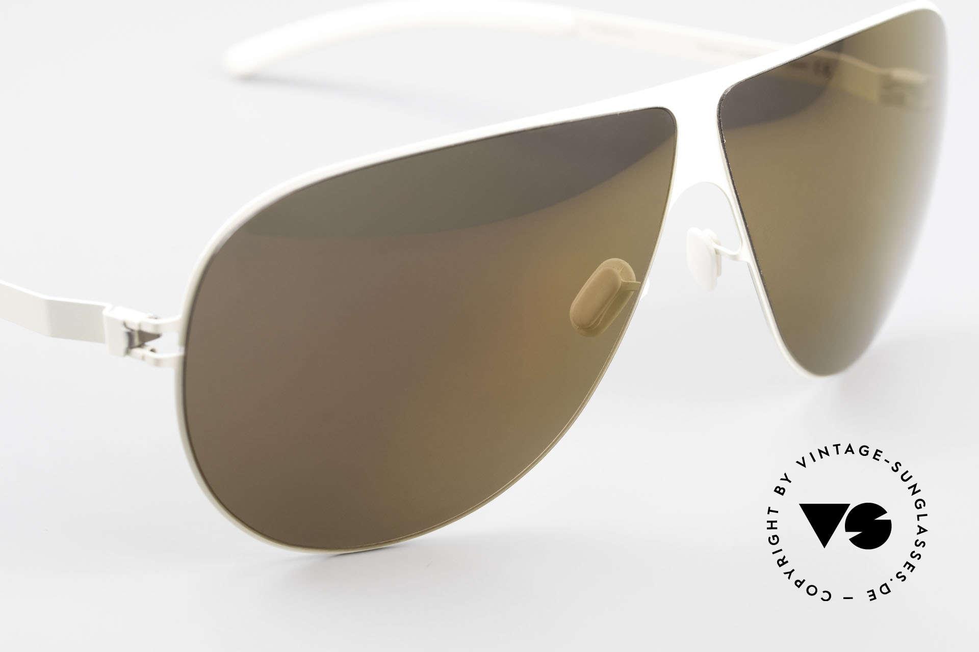 Mykita Elliot Tom Cruise Mykita Sonnenbrille, entspiegelte sowie halbverspiegelte Zeiss Sonnengläser!, Passend für Herren