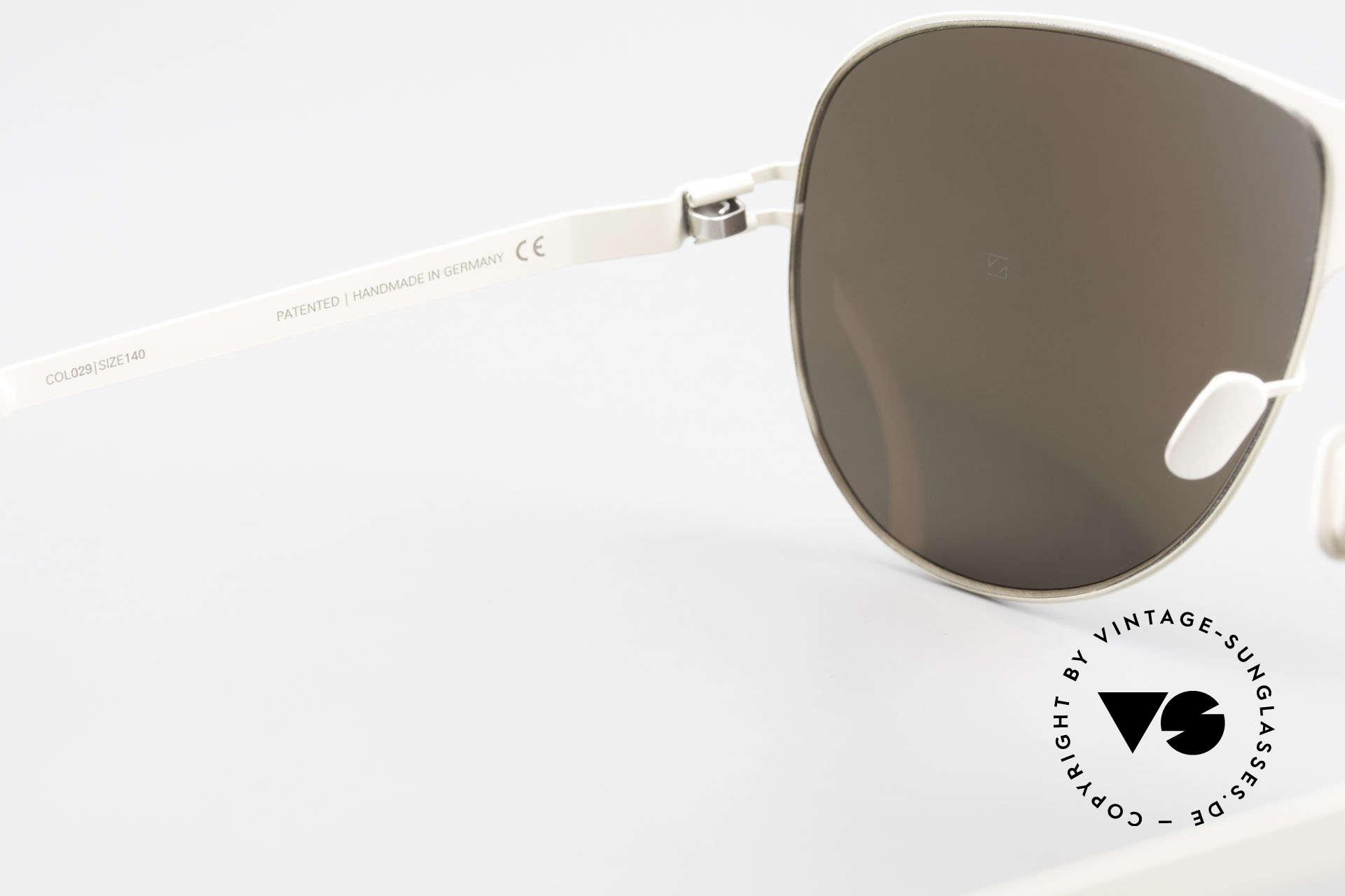 Mykita Elliot Tom Cruise Mykita Sonnenbrille, Größe: medium, Passend für Herren