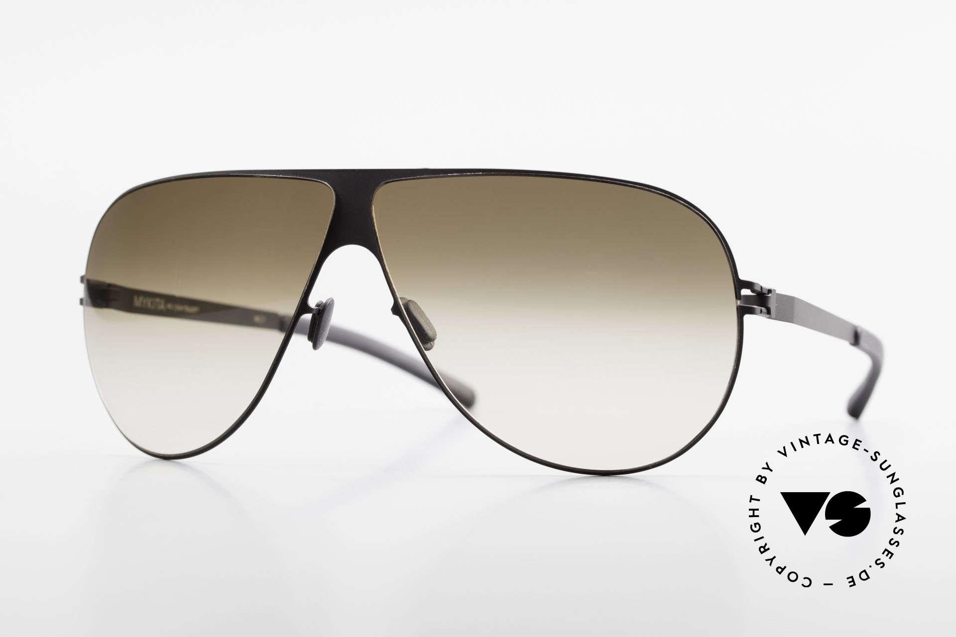Mykita Elliot Mykita Tom Cruise Sonnenbrille, orig. vintage Tom Cruise Mykita Sonnenbrille von 2011, Passend für Herren