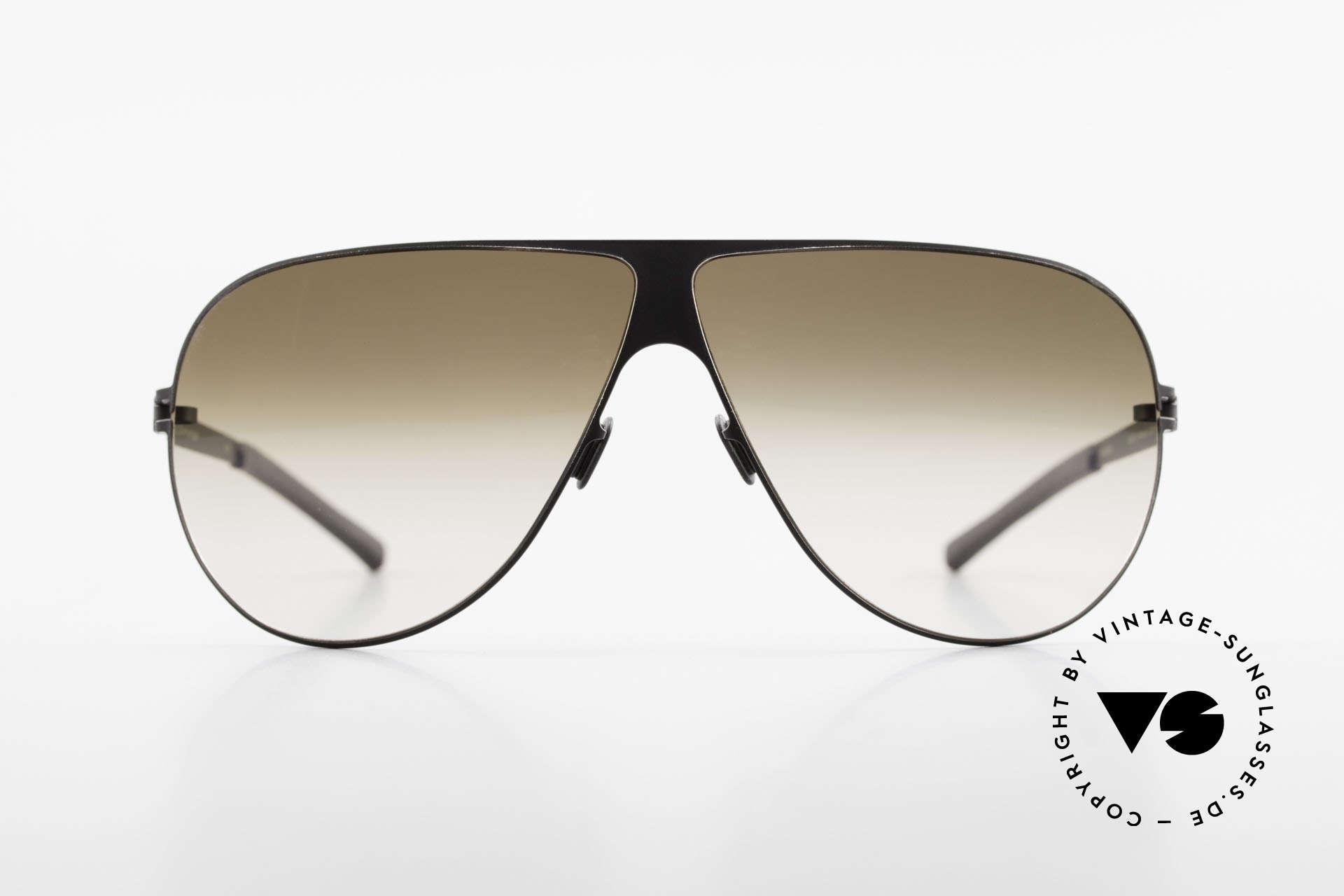 Mykita Elliot Mykita Tom Cruise Sonnenbrille, Mykita: die jüngste Marke in unserem vintage Sortiment, Passend für Herren