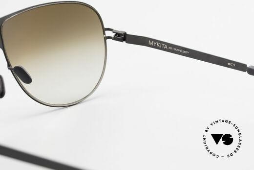 Mykita Elliot Mykita Tom Cruise Sonnenbrille, entspiegelte sowie halbverspiegelte Zeiss Sonnengläser!, Passend für Herren